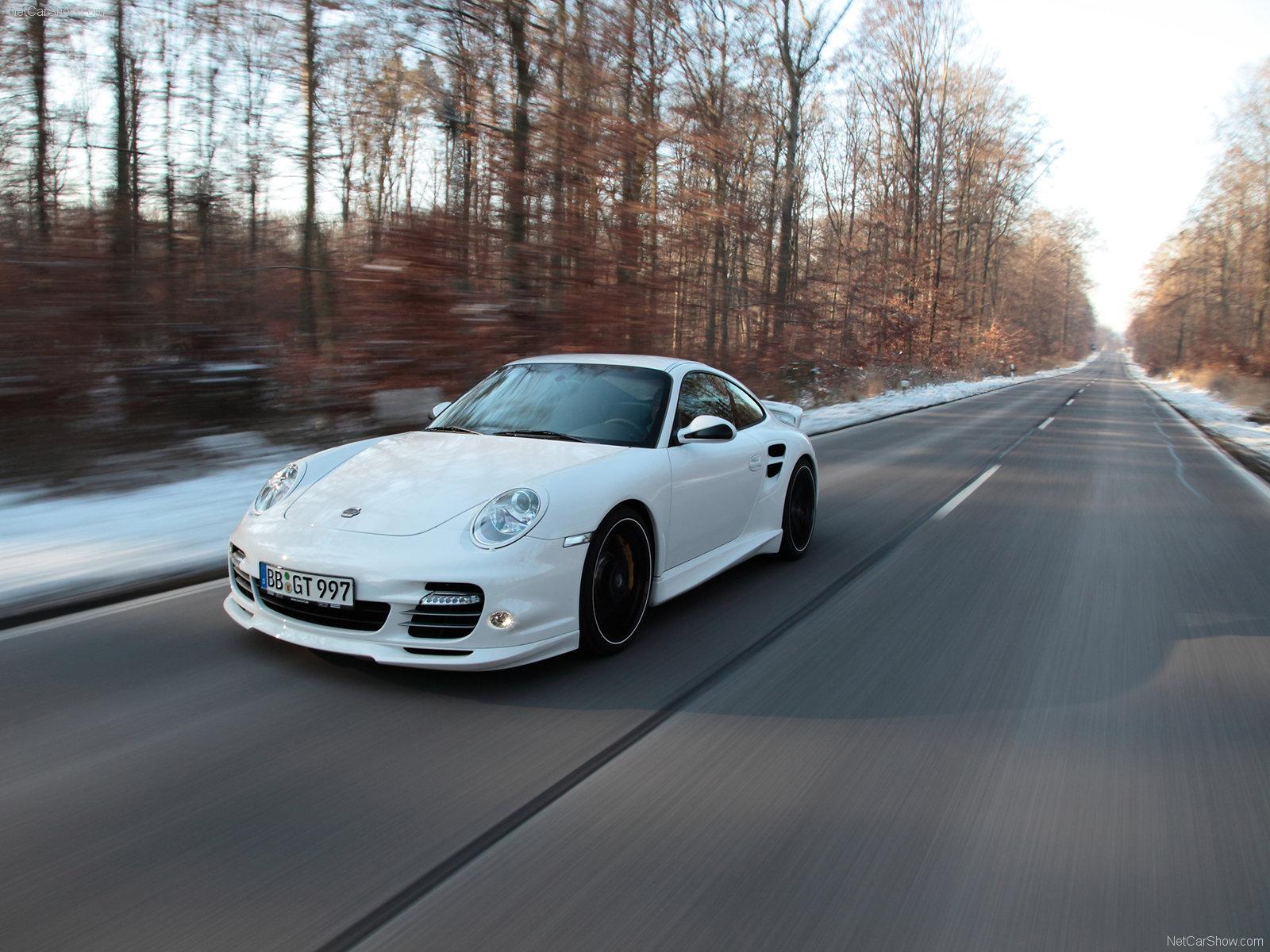 Hình ảnh xe ô tô TechArt Porsche 911 Turbo 2010 & nội ngoại thất