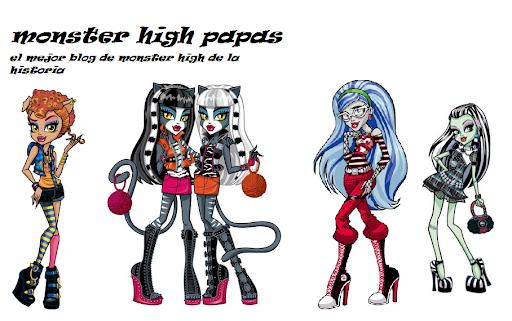 monster high papas