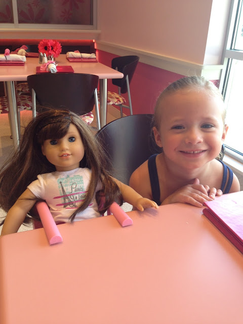 American girl store bistro