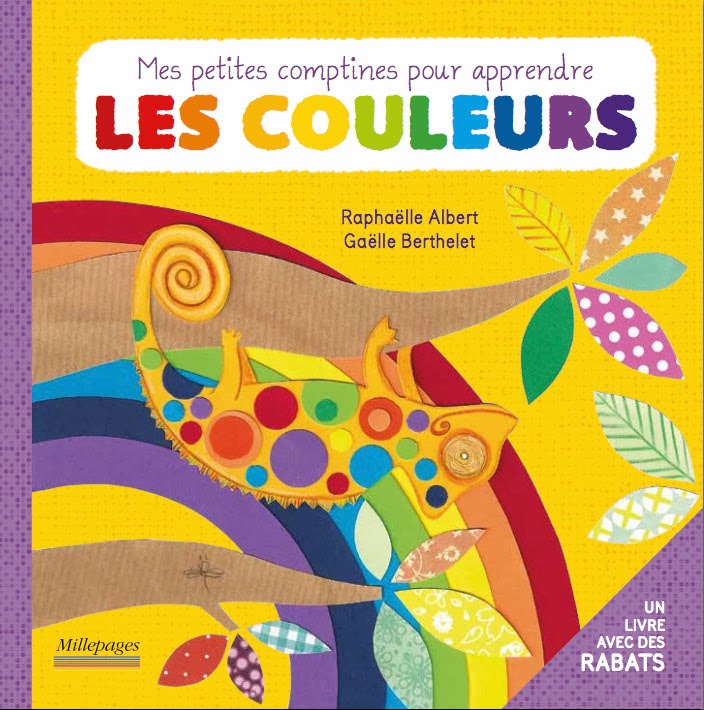 Mes petites comptines pour apprendre les couleurs