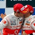 Button and Hamilton to miss Mugello test