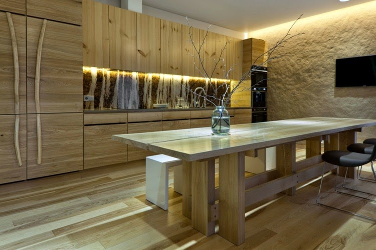 interior led lights decorative wooden kitchen with led lighting - Led Ceiling Lights For Kitchens