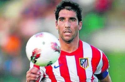 Raúl García vuelve a casa