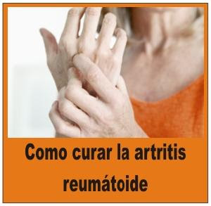 Vive sin artritis desde hoy