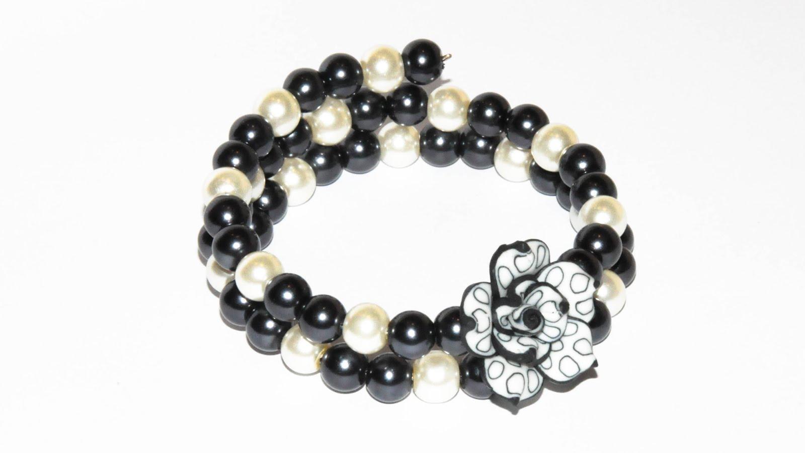 Bransoletki perłowe