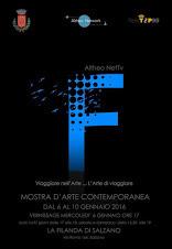 """Mostra d'Arte Contemporanea """"F"""". Salzano 2016"""