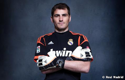 jersey kiper Real madrid