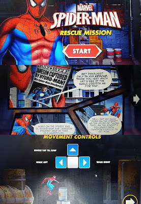 Children's Spiderman game online