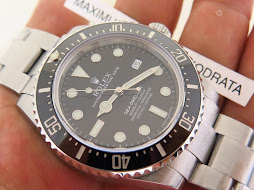 ROLEX SEA DWELLER CERAMIC 4000 - ROLEX 116600 - RANDOM YEAR 2014
