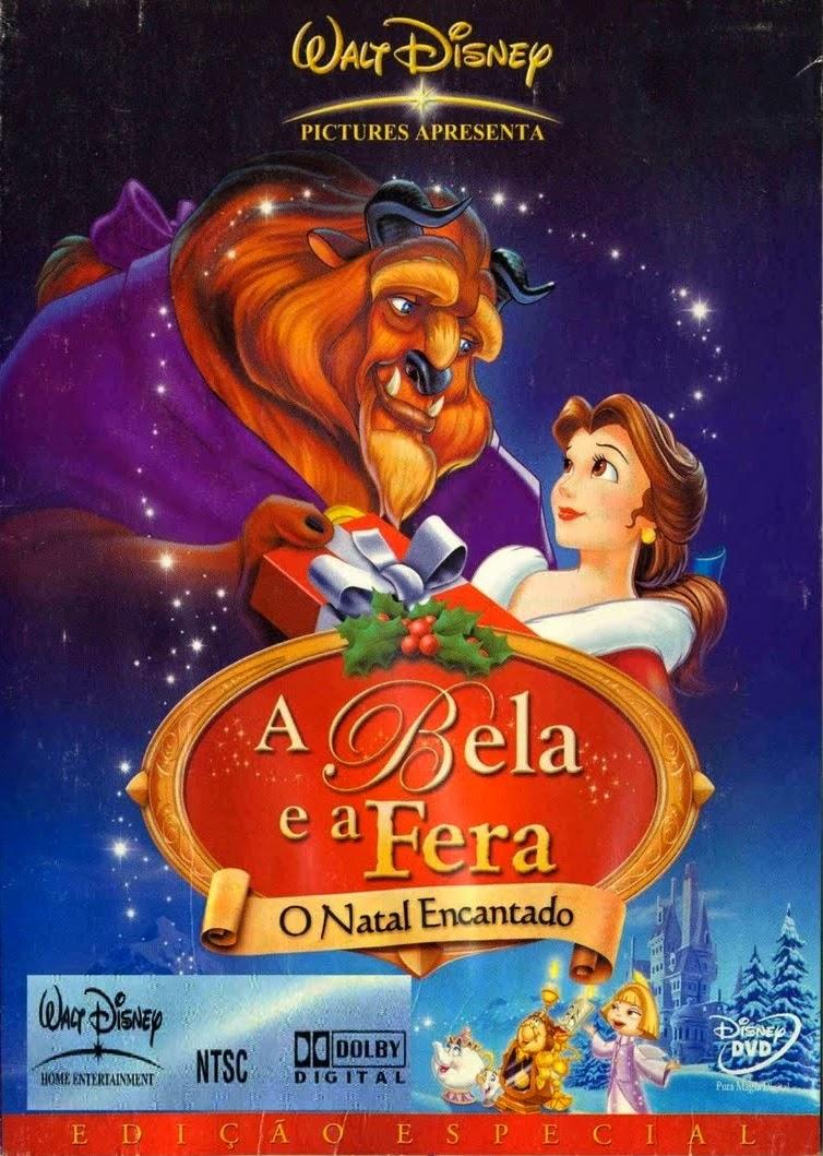 A Bela e a Fera: O Natal Encantado – Dublado (1997)