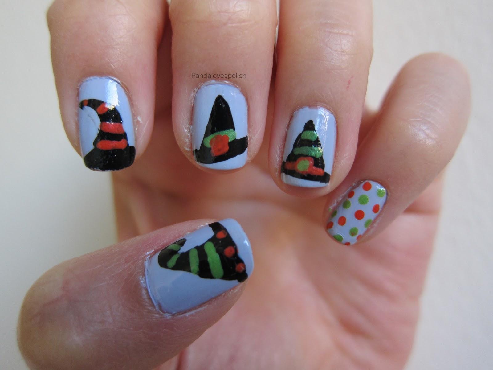 Halloween Witch Nails Designs Splendid Wedding Company