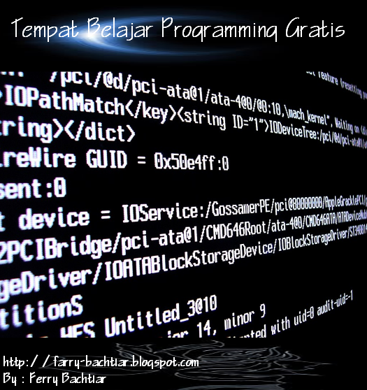 Belajar programming
