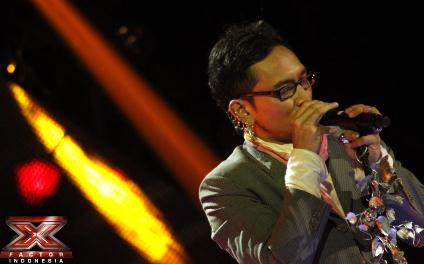Isa Raja X Factor Indonesia