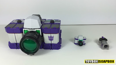 Maketoys RM07 Visualizers cameras compared