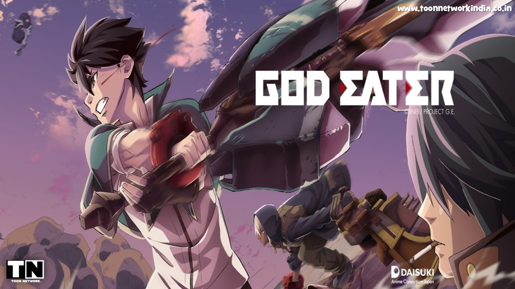god eater full episodes with hindi subs hd