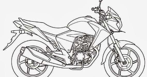 Foto New MegaPro Injeksi 2014 Motor Honda Terbaru
