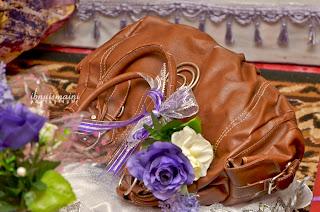 hantaran perkahwinan - Handbag