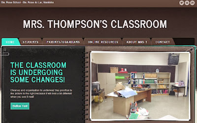 classroom website, classroom website must haves, what to include in your classroom website