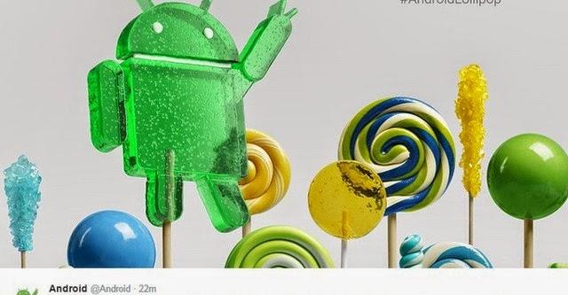 """Android Lollipop chính thức có mặt cho """"hầu hết"""" sản phẩm Nexus"""