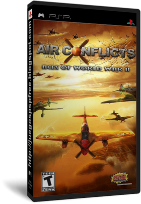 Air Conflicts   Aces Of World War II  (Ingles) (Juegos 2014)