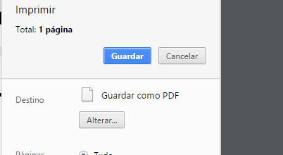 guardar pdf no chrome