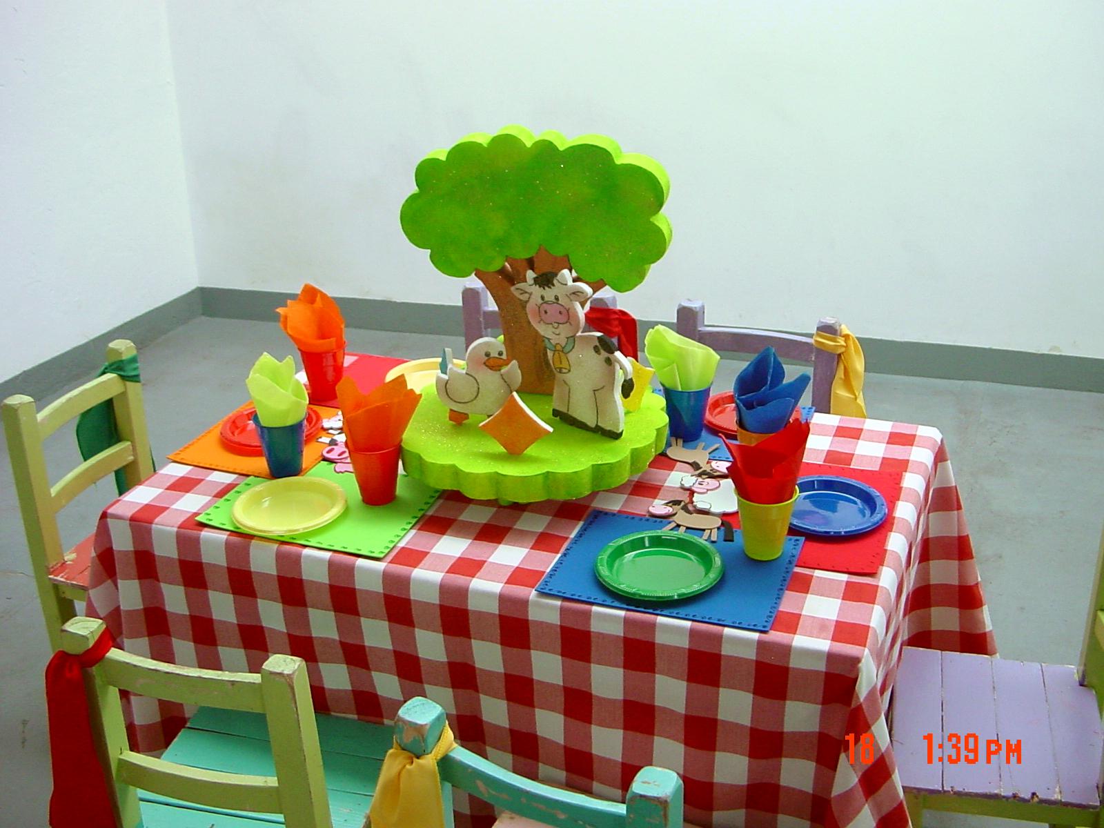 Decoracion fiesta primera comunion fiestas infantiles for Fiestas comunion decoracion