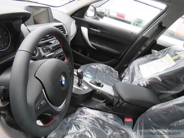 Novo BMW Série 1 2016 - Brasil - preço