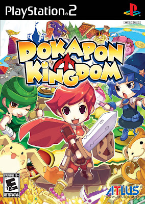 Dokapon Kingdom PS2