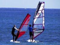 Clases de Windsurf en Pozo Izquierdo