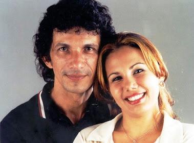 Assis Cavalcanti e Claudia Morais