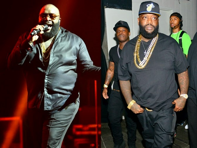 Rick Ross Weight Loss Rapper Drops 100 Pounds After Stomach