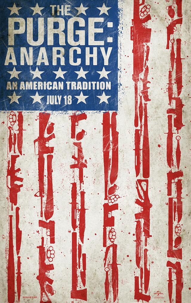 La película The Purge: Anarchy