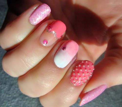 pictures of fake nails designs, fake nail design 2014