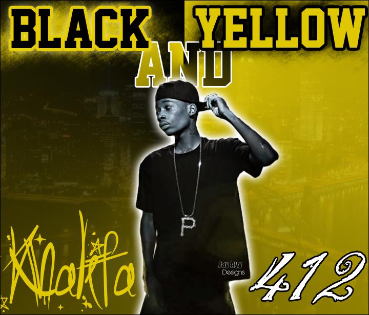 wiz khalifa black and yellow - 720×615