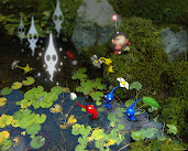 #5 Pikmin Wallpaper
