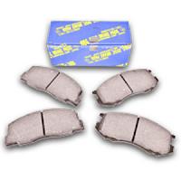 Disc Pad Asbestos Free