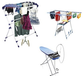 Loot Deal: Flat 70% Cashback on Laundry Essential (Cloth Dryer Stand, Ironing Board & more) @ Paytm