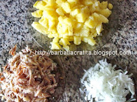 Salata de peste afumat preparare reteta