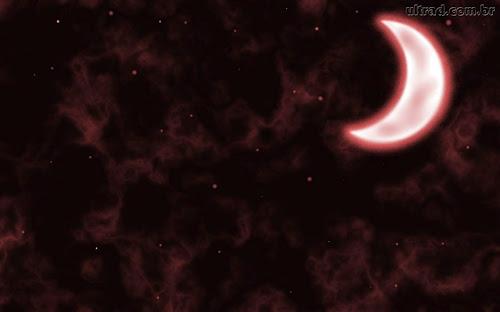 Fotos da lua vermelha dia 15 de Abril 2014