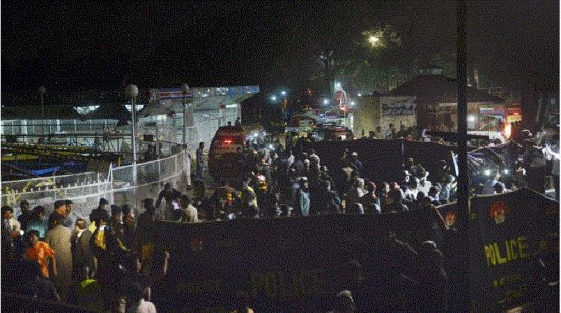 Iran Raps Terrorist Blasts in Baghdad, Lahore