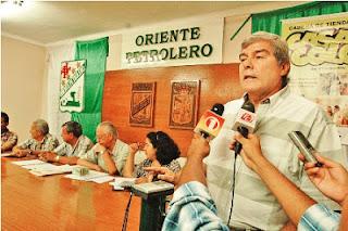 Oriente Petrolero - Miguel Angel Antelo - DaleOoo.com web del Club Oriente Petrolero