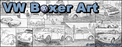 VW Boxer Art