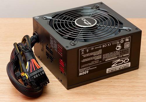 Memasang Power Supply Unit (PSU)
