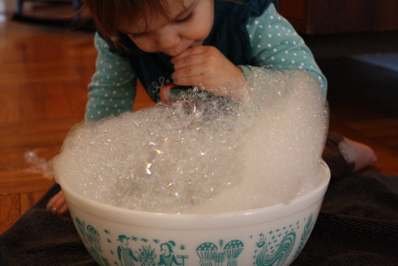 how to make a bubble bath with lots of bubbles