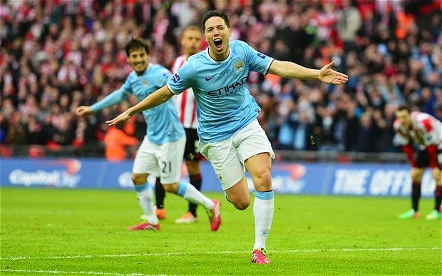 Manchester City membuktikan mereka tidak hanya mengandalkan Aguero & Toure