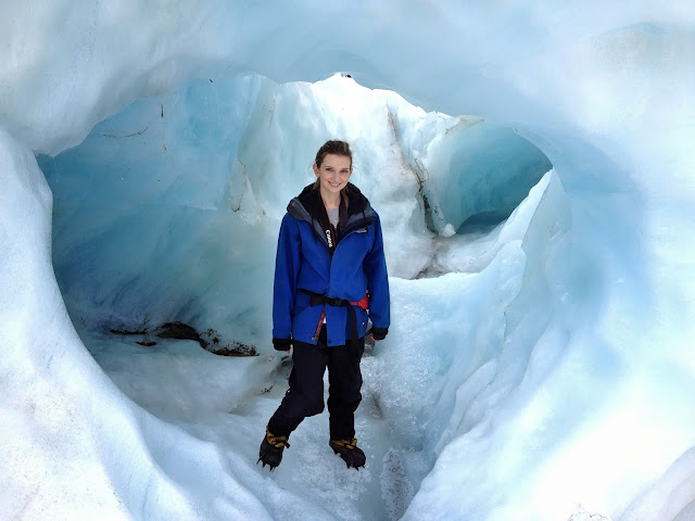 franz josef glacier new zealand helicopter hike and trek