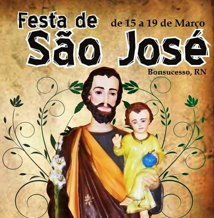 FESTA DE SÃO JOSÉ  2015