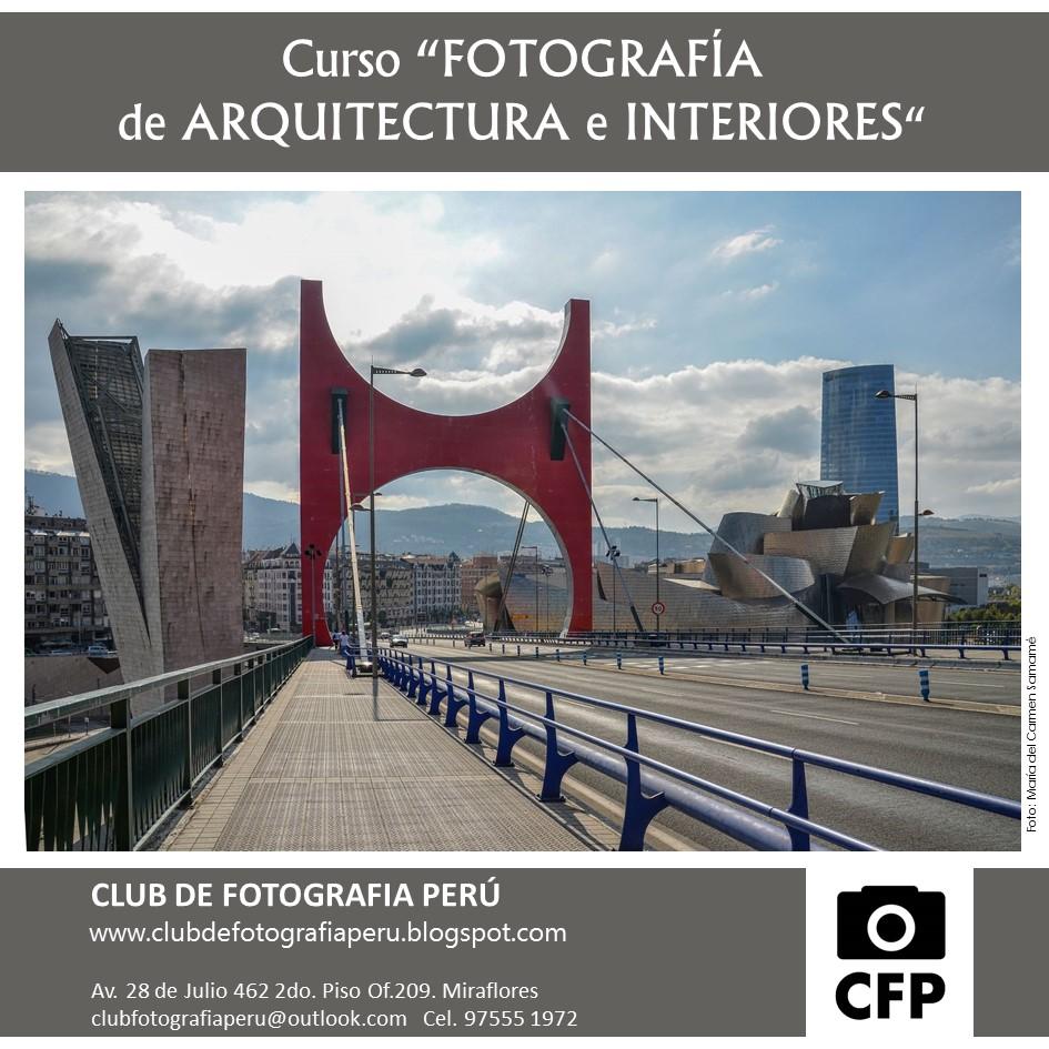 Curso de fotograf a de arquitectura e interiores club de for Cursos de arquitectura uni