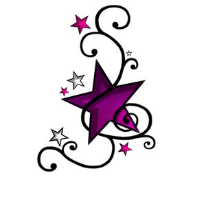 stars tattoos stars tattoos on shoulders
