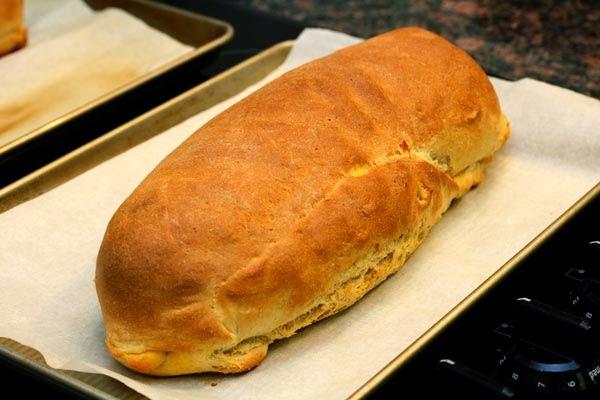Baked-Loaf